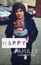 Happy familly || Harry Styles ♥ by Senkhara