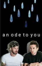 an ode to you//joshler by phantasicfringe