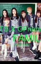 BTS X GFRIEND X Choi Rika by RizkhaAmaraEfendyAe