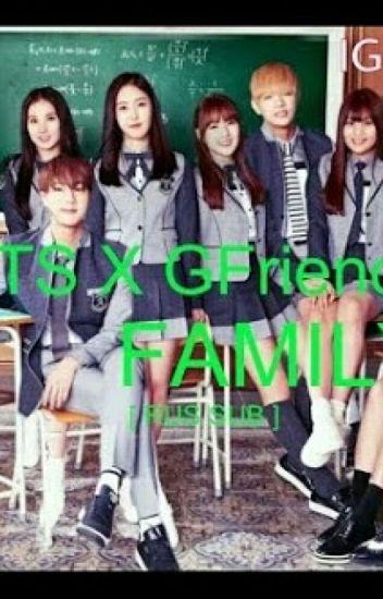 BTS X GFRIEND X Choi Rika