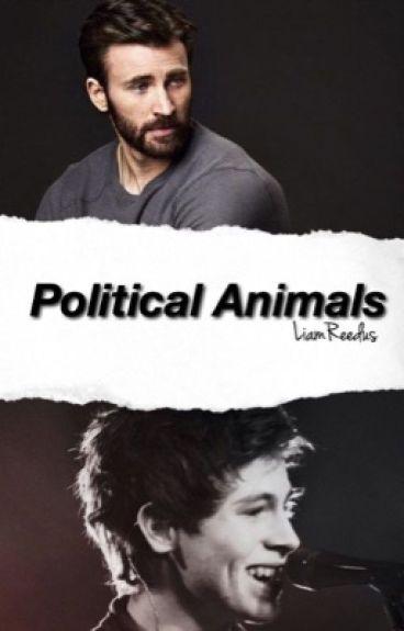 Political Animals || l.h (boyxboy)