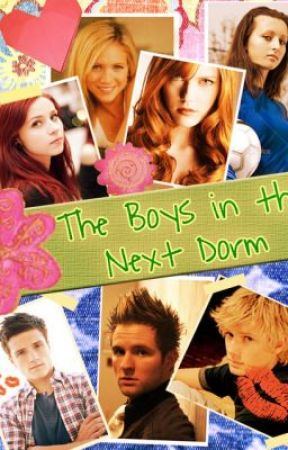 The Boys in the Next Dorm by shellyywink