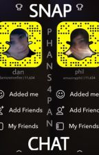 snapchat // phan by phanks4phan