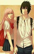 """Sakura VS Sasuke = Love """"tome 1 Et 2 En Cour"""" (en Correction)  by amour1203"""