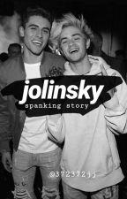 jolinsky [spanking story] by 372372jj