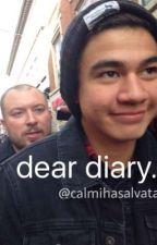 Dear diary. - (cth) by calmihasalvata