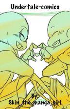 Undertale comics/ fumetti by TeddyAri02