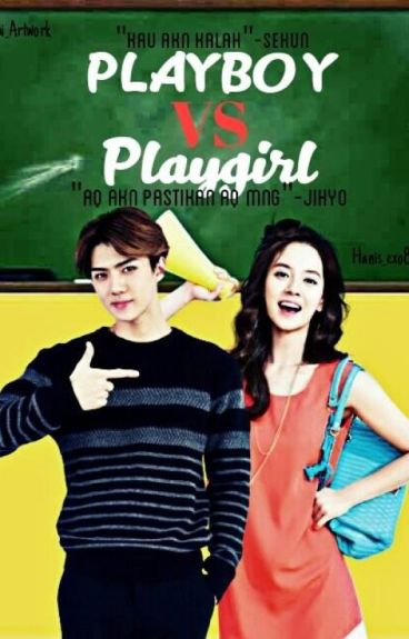 Playboy Vs Playgirl!!