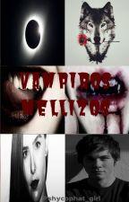 Vampiros Mellizos (Corrigiendo) by pshycophat_girl