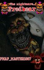 The Nightmare... Fredbear by Fnaf_Master1987