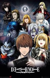 Death Note Preferences by too_much_fandoms_