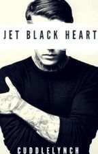 Jet Black Heart //l.r.h.// by cuddlelynch