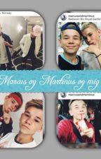 Marcus & Martinus & Mig by Nikkieandersen