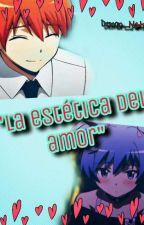 """""""La estetica del amor""""  by Demon_Natsu"""