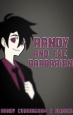 Randy and the barbarian [randy Cunningham X reader] by write-the-pain-away