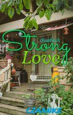 Strong love   Chanbaek by czaanke