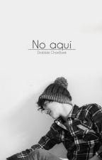 No aquí | ChanBaek by mixletters