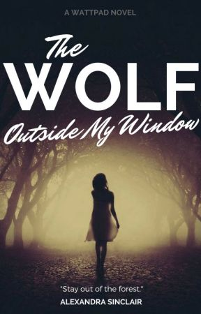 The Wolf Outside My Window by Alex-Sinclair