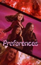 Preferences ✨ Wanda Maximoff. (Pausada) by astridxliveros