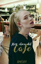 Hey, Chica Del Café... #ConcursoSinsajo2016 by Inma389