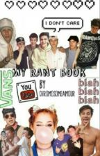 My Rant Book by chromosomeamour