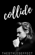 Collide (H.S. AU) by thestyleseffect