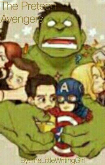 The Preteen Avengers