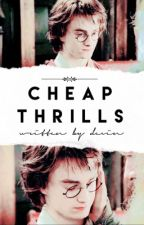 CHEAP THRILLS ↬ H. POTTER by boldpotter