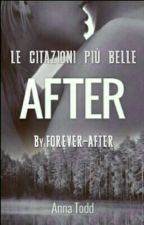 Le Citazioni Più Belle Di After by FOREVER-AFTER
