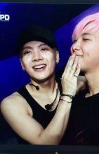 Yaoi : Namjoon and Jackson by LalaTheMerryGoRound