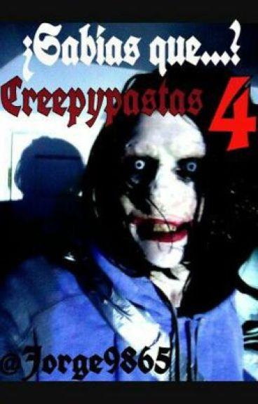 Sabias que creepypastas 4