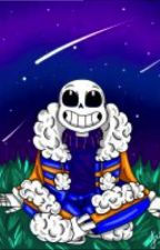 Across the Stars (OuterTale Sans x Reader) by AshTheCatGaming