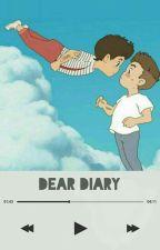 Dear Diary | Yoonmin by daedsxoul