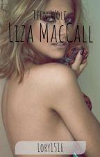 Teen Wolf:Liza McCall  by Lory1516