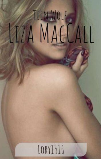 Teen Wolf:Liza McCall
