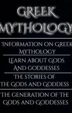 Greek Mythology  by jessmb94