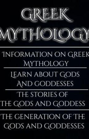 Greek Mythology  by jessmb94