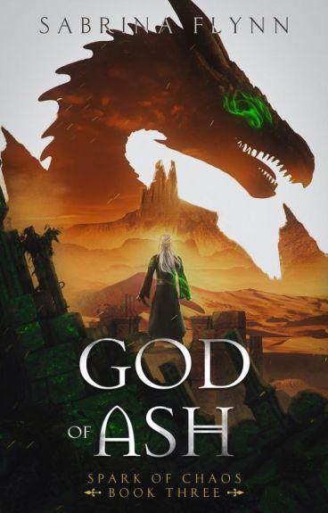 The Broken God (Legends of Fyrsta #3) by SabrinaFlynn