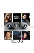 Fangs ⊰ d. hale ᴮᴼᴼᴷ¹ - WATTYS2019 by hellocreation