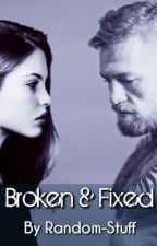 Broken and Fixed  - (Conor McGregor) by Random-Stuff