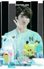 I Need you *Xiao Up10tion* by XxMonseHoney10xX
