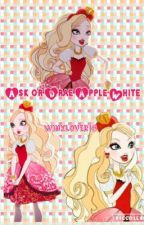 Ask or Dare Apple White by winxlover13