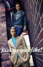 Just as you like! (Götze & Reus FF) by 1D09Lara