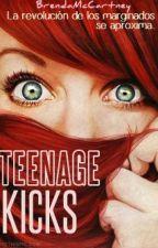 Teenage Kicks by BrendaMcCartney
