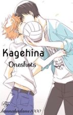 Kagehina oneshots (maybe some other pairings)  by hannahadams1000