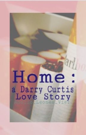 Home//Darry Curtis// by as-leones