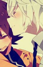 Shy Love YukixAkise (Future Diary) by AmazinglyGifted