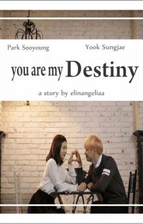 YOU ARE MY DESTINY by elinangeliaa