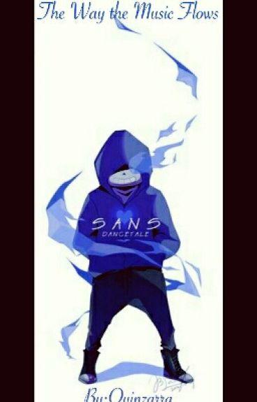 Dance With Me? (Dancetale! SansXReader)