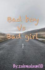 Bad Boy Vs Bad Girl by elzzzz1